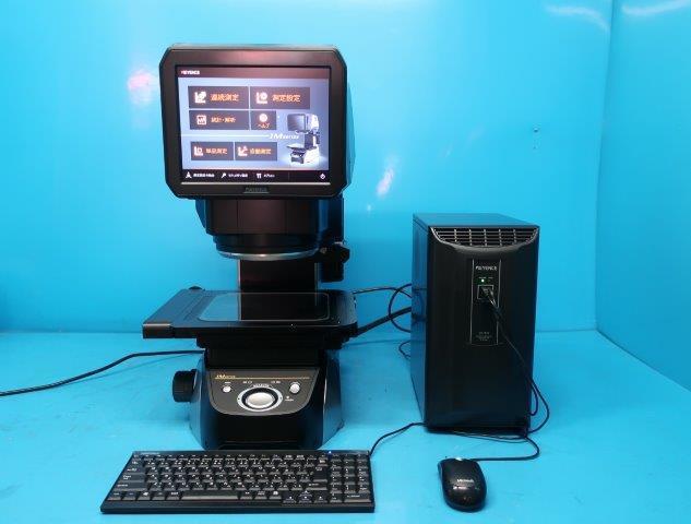 キーエンス 画像寸法測定器 IM-7000 【レンタル品】